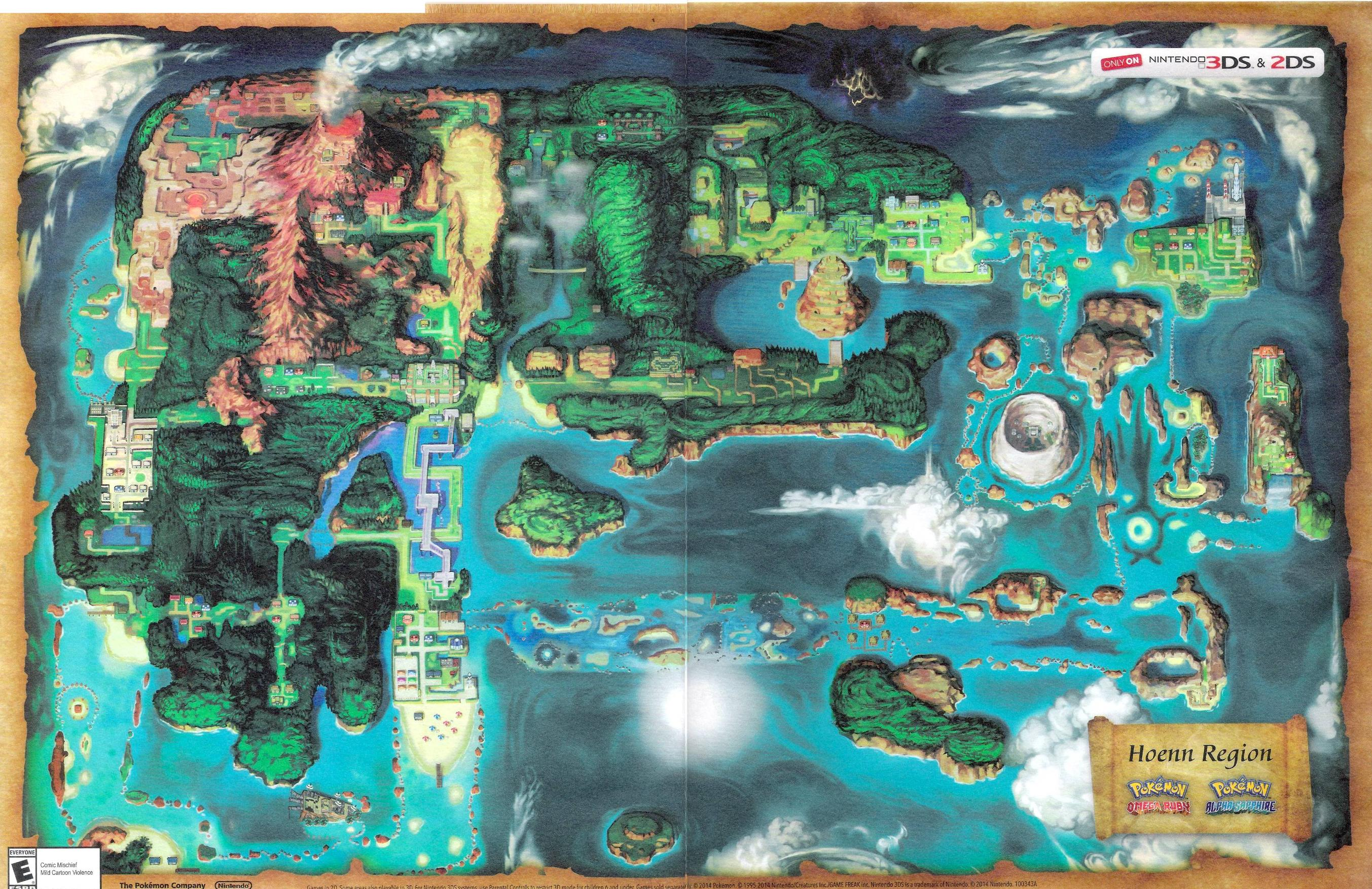 pokemonaplphasapphiremap