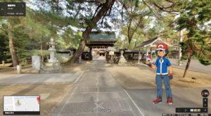 ポケモン神社