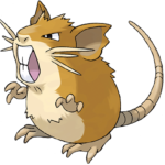 【ポケモンGO】ラッタはただのゴミじゃないぞ!トレーニングでこそ輝く!