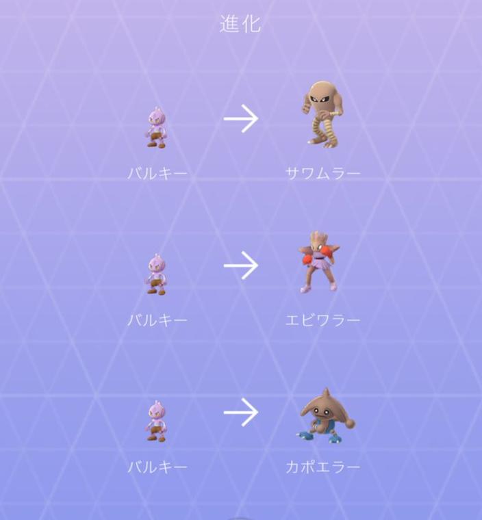 進化 バルキー