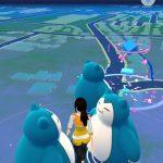 【ポケモンGO】イベント中の聖地八代市に100%カビゴン遂に登場!隣にバンギラスも…