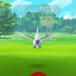 【ポケモンGO】エアームドって飛行ポケモンの中ではかなり強いよな!対カイリューで使えるぞ!