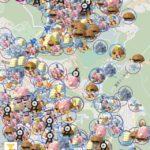 【ポケモンGO】鳥取市内に100個体値ポケモンが頻出中!!砂丘に行く意味www