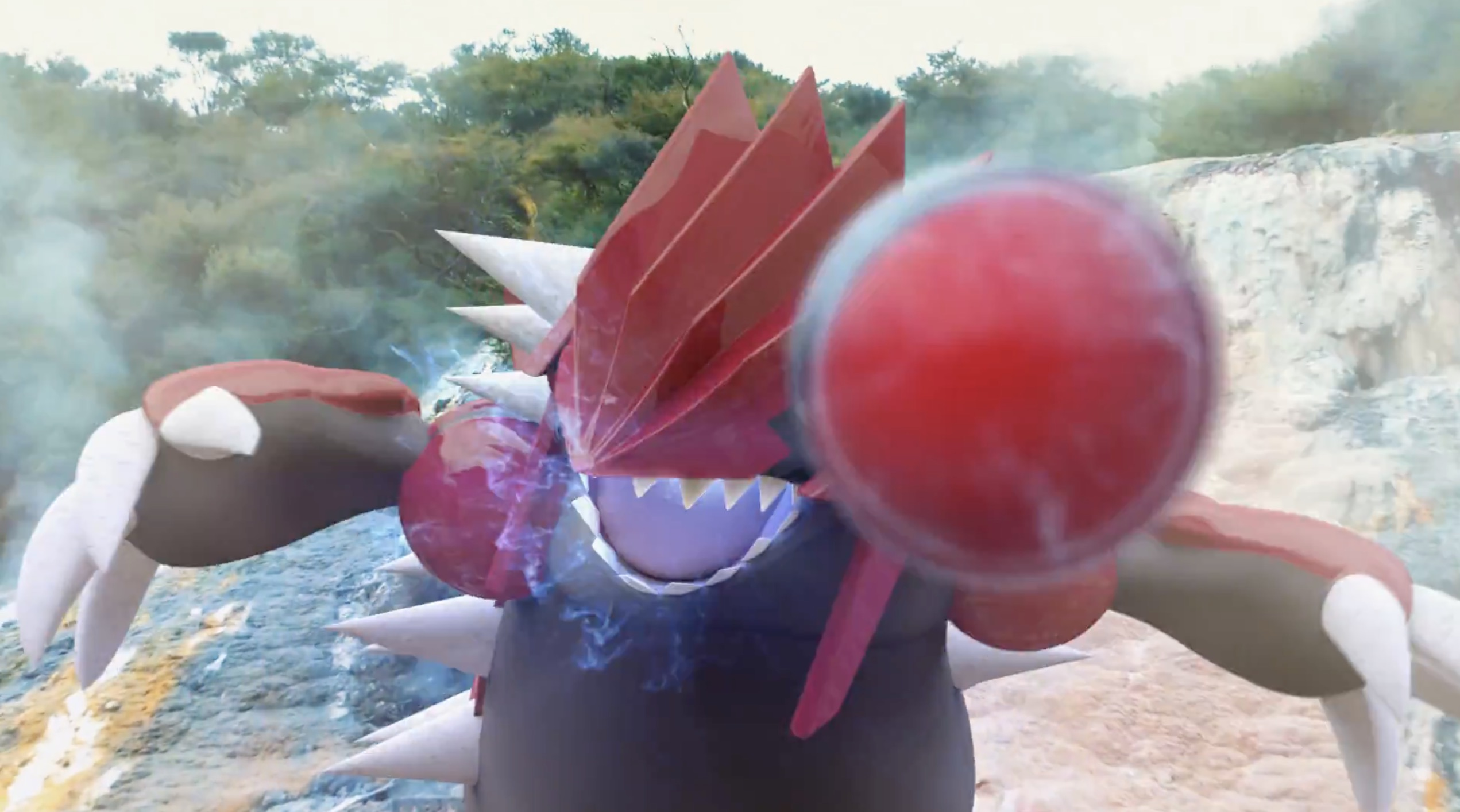 【ポケモンGO】グラードン捕獲に関して色んなオカルトが飛び交っている!?ルーレット説とは一体…