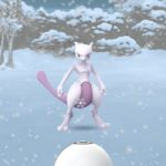 【ポケモンGO】雪の中のミュウツーのラスボス感が半端ない!12月11日EXレイドも初ゲット報告多数!