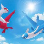 【ポケモンGO】ラティアスゲットチャレンジ攻略動画!サークル固定式投法で捕獲するコツ!【4/8】