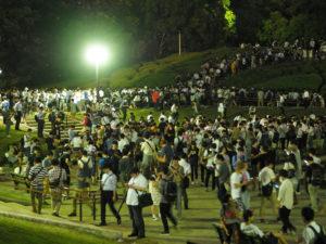 【ポケモンGO】EXレイドの大型公園開催はありだよな!次回は公園開催が増える!?