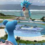 【ポケモンGO】AR力爆発!『美ら海水族館』のジムバトルが大迫力過ぎてヤバイwwwww