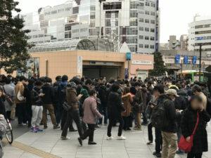 【ポケモンGO】秋イベントは錦糸町に篭もるのと歩いてひたすらタマゴを割るのどっちが効率良いんだ?