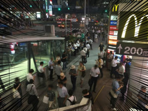 【ポケモンGO】メタモンが出現しやすい場所は渋谷マック前のような雑魚乱獲スポットか!?