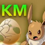 【ポケモンGO】朗報!タマゴ孵化仕様変更でイーブイが5km枠に移動したことが確認される!