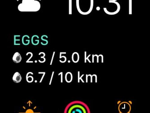 【ポケモンGO】AppleWatch(アップルウォッチ)対応の評価は正確な距離加算次第!?