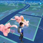 【ポケモンGO】これぞバレンタインイベント!街にピンクポケモンがいっぱいwww