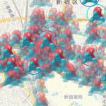 【ポケモンGO】バレンタインイベント開始後、ポリゴン出現場所が東京など都会に偏る事態に田舎民おこ!
