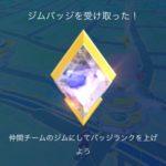 【ポケモンGO】EXレイドパスの為に金ジムバッジにする必要ある!?