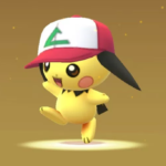 【ポケモンGO】サトシの帽子ピチューゲット出来てる!?イベント期間中に是非ゲットしよう!