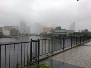 【ポケモンGO】ポケモンGOパーク3日目はあいにくの雨模様!涼しくてちょうどいい!?