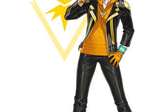 黄色リーダー