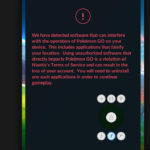 【ポケモンGO】位置偽装アプリが続々とブラックリストに登録されている!?セキュリティ強化きたぞ!