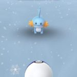 【ポケモンGO】ミズゴロウの出現率が低すぎる?雨の日以外でゲットするなら巣に遠征するべし!