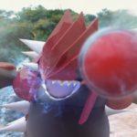 【ポケモンGO】グラードンをサークル固定式投法で捕獲する方法!ボールを投げるタイミングはここ!12/26