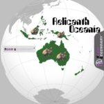 【ポケモンGO】ジーランスはオセアニア地域限定!?ニュージーランドで目撃情報あり!