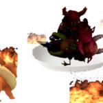 【ポケモンGO】カイロスの丸焼きをお昼時に食すカイロサー達の愛www