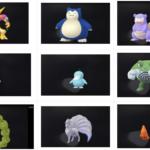 【ポケモンGO】色違いカントー地方ポケモンの3Dデータ一覧がこれだ!実装間もなく!?