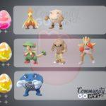 【ポケモンGO】バトルウィーク新レイドボスのラインアップ!格闘タイプ続々追加!