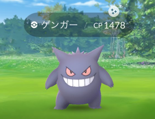 Go ゲンガー ポケモン