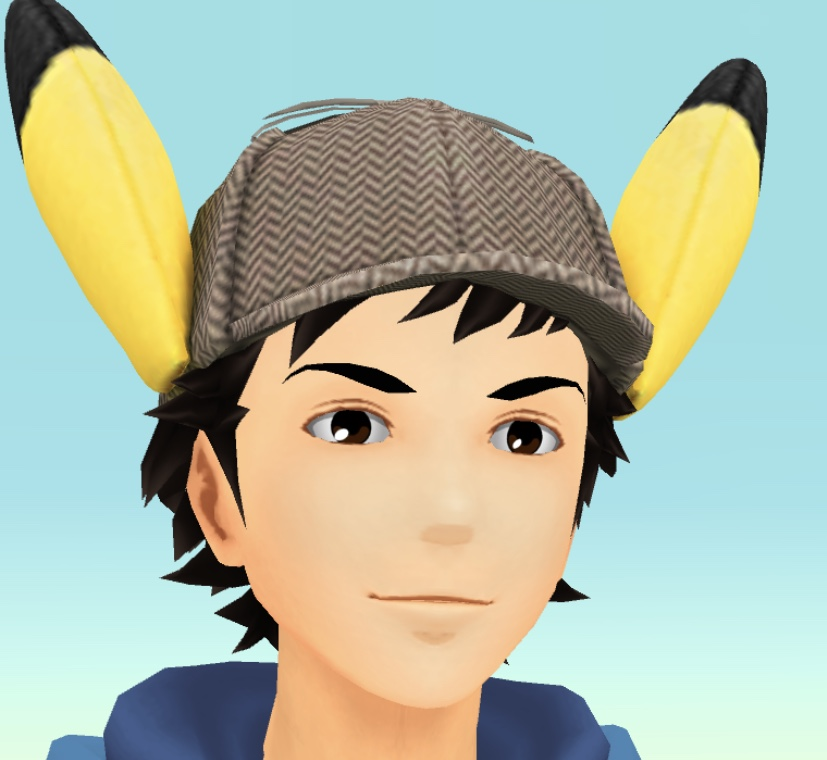 名探偵ピカチュウ帽子