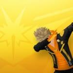 スパーク黄色