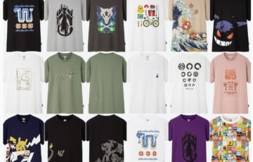 ユニクロTシャツ