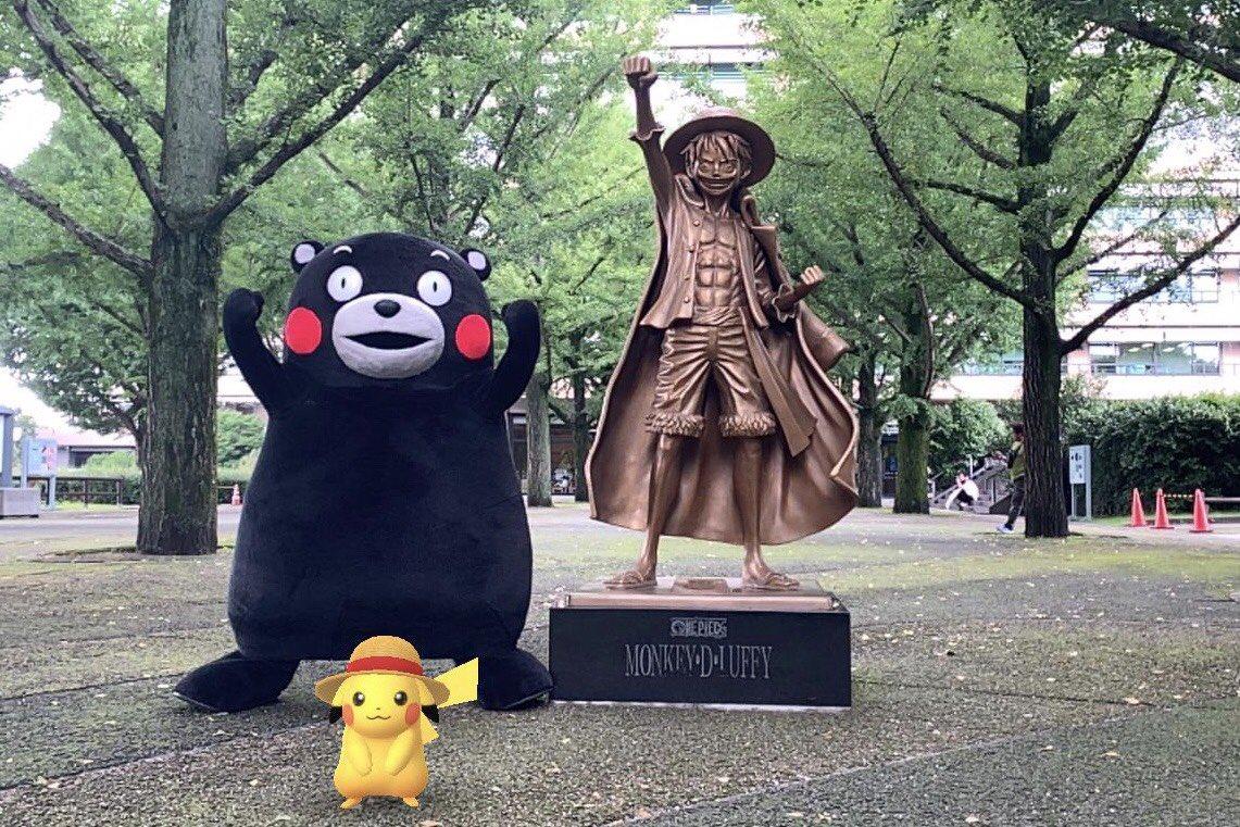 熊本ワンピースコラボ